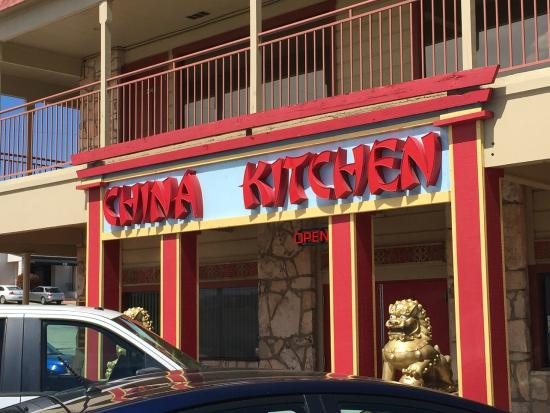 China Kitchen, Marble Falls - Menu, Prices & Restaurant Reviews ...