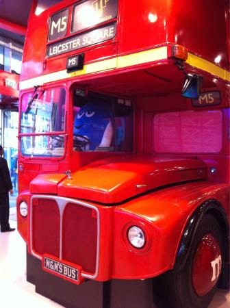 Photo of Tourist Attraction M&M's World at 1 Swiss Court, London WC2H 7DG, United Kingdom
