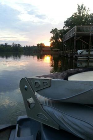 Valley, AL: Lake Harding