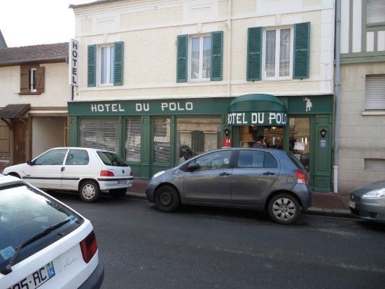 Hotel du Polo: hotel