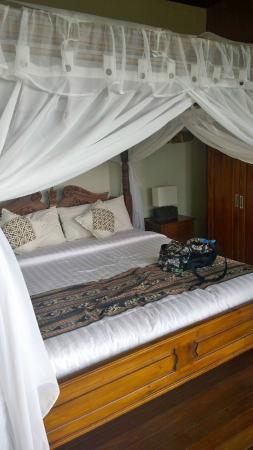 Munduk Sari Nature & Garden Villa: Chambre