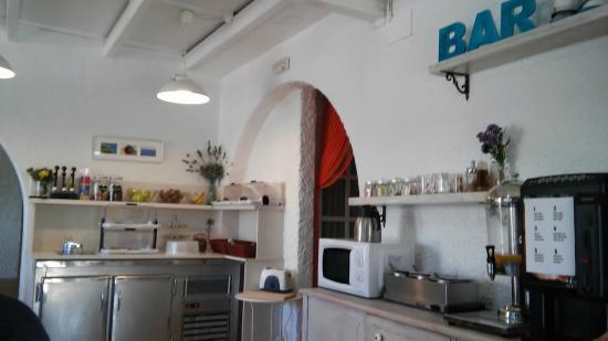 Casa del Mar Hotel : обеденная зона