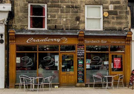 Cranberry: A fantastic place to dine, warm and welcoming.
