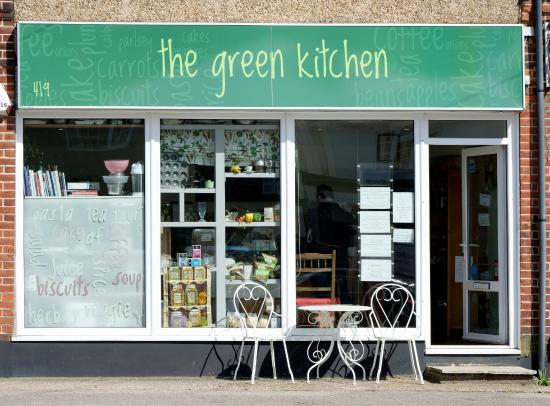The Green Kitchen Vegan Cafe St Albans Updated 2019