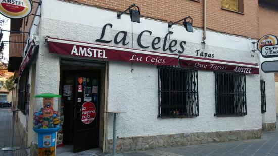 Azuqueca, Spanje: La Celes Tapas