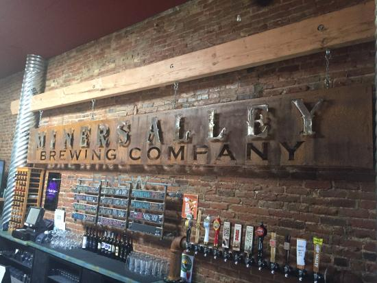 Miner's Alley Brewing Company: photo0.jpg