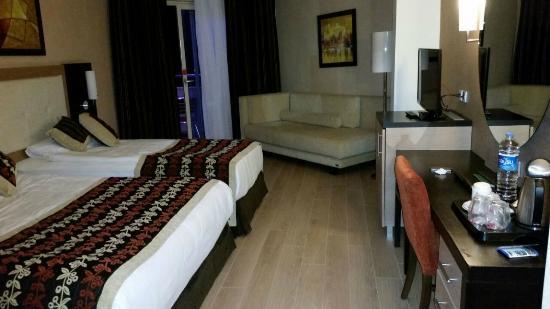Long Beach Resort Hotel Spa Twin Sea View Room