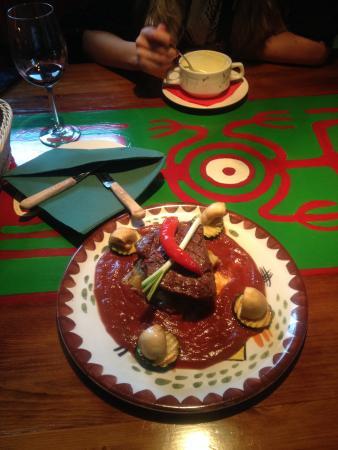 Cantina Carramba: steak