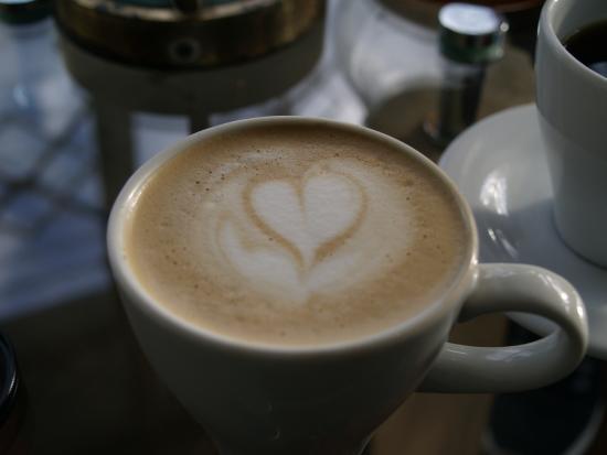 Cafeoteca: Geisha cappuccino – wow