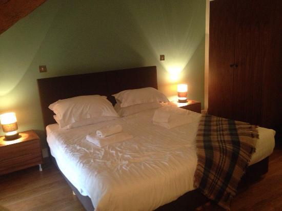 Natural Retreats Llyn Peninsula : Bedroom
