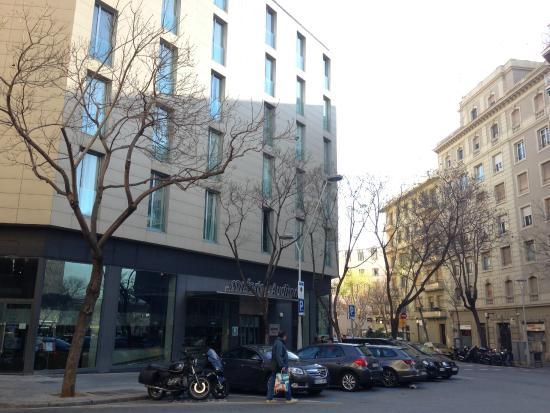 The room picture of ilunion auditori barcelona - Hotel confortel auditori ...