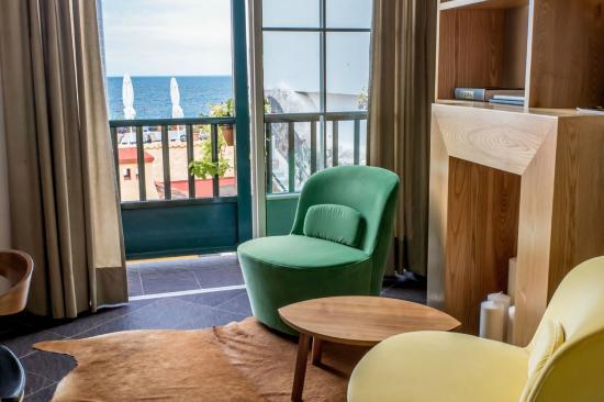 Hotel San Telmo : Lobby