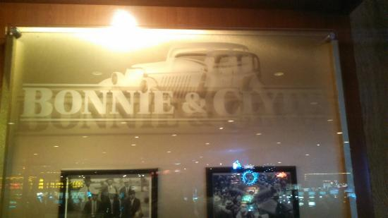 Whiskey Pete's Casino and Hotel: Cool pics from their Bonnie and Clyde mini exhibit.