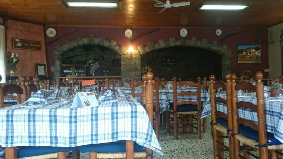 Restaurante restaurant la coma en montell i martinet con cocina mediterr nea - Restaurant la comma ...
