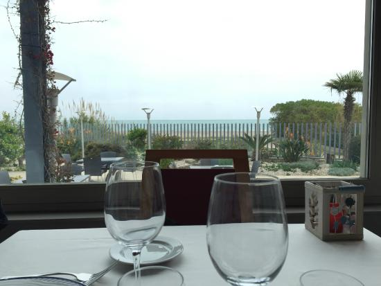 Restaurante Chuanet: Vistas