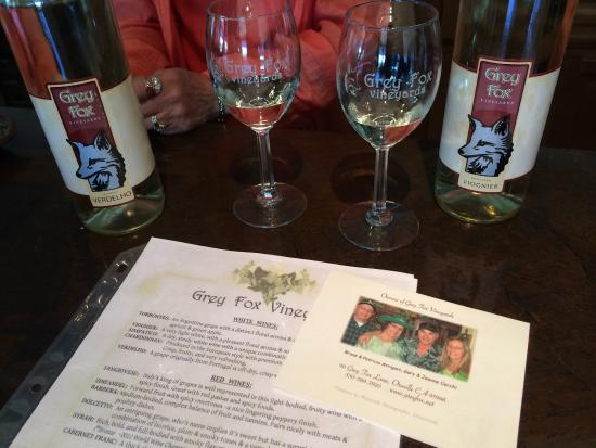 Grey Fox Vineyards