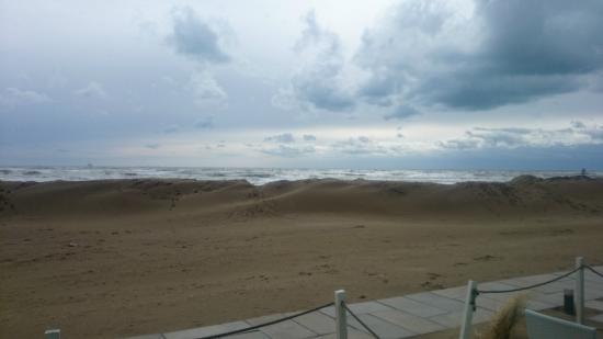 Terme Beach Resort: Dalla camera 118