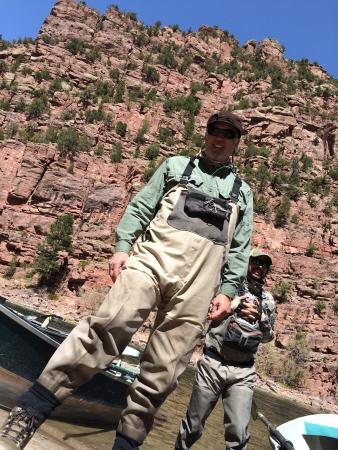 Trout Creek Flies and Green River Outfitters - Day Trips: Flaming Gorge