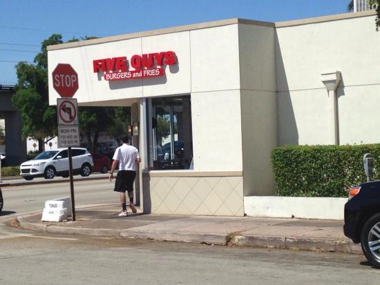 coral gables guys Order online at five guys coral gables, coral gables pay ahead and skip the line.