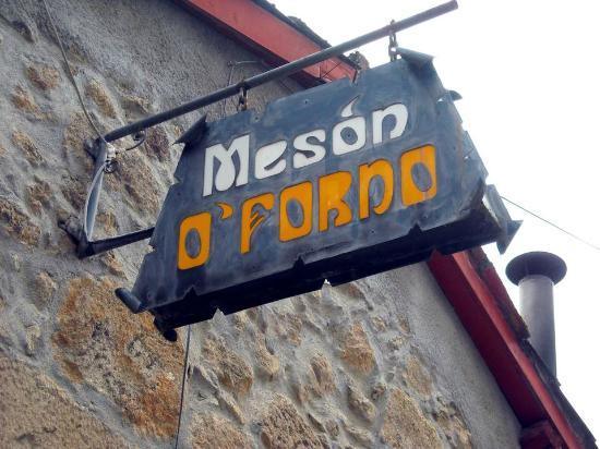 Meson Restaurante O Forno: Mesón O Forno, Celanova