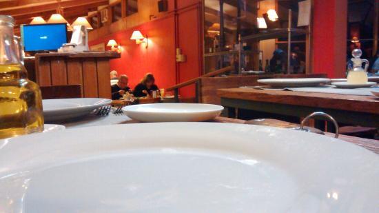Plaza Hotel: Restaurante del Hotel Plaza, Los Andes