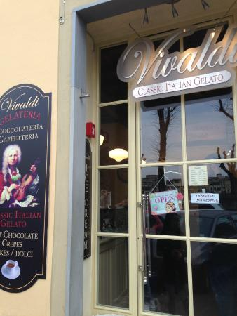 Gelateria Cioccolateria Vivaldi : Vivaldi Gelateria