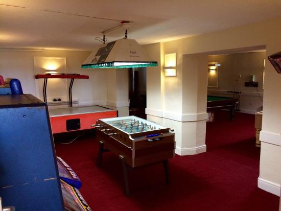 Surfers Hotel: Table football