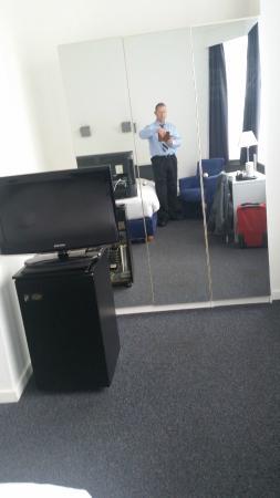 Hotel Argus Brussels : Room