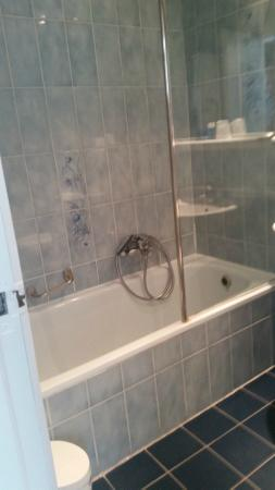 Hotel Argus Brussels: Bath