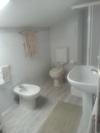 Forte Inn : il bagno