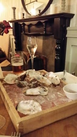 The Royal Oak at Keswick: Valentine's night