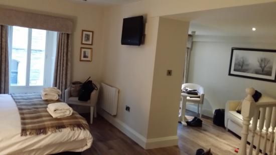 The Royal Oak at Keswick: Lovely room's