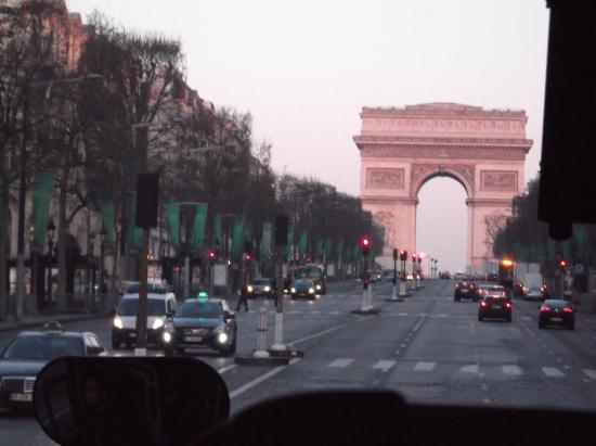Arc de Triomphe (Triumphbogen)