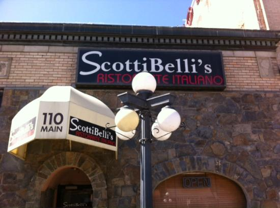 ScottiBelli's: You're here