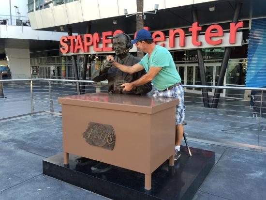 Photo of Tourist Attraction Staples Center at 1111 S Figueroa St, Los Angeles, CA 90015, United States