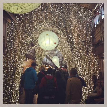 Photo of Tourist Attraction Chelsea Market at 75 9th Ave, New York, NY 10011, United States