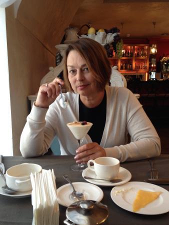 Boutique Hotel Vozdvyzhensky: Breakfast
