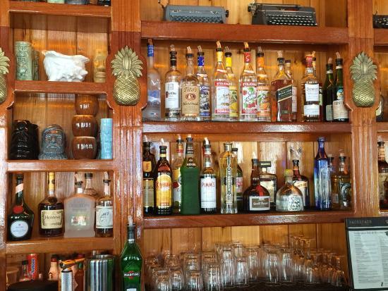 Backspace Bar Kitchen Key West