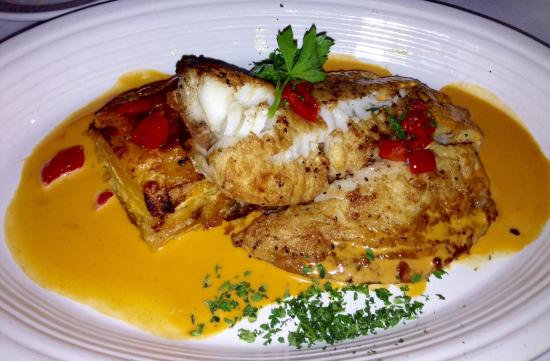 Chicken Paupiette - Picture of Retro Bistro, Mount Prospect ...