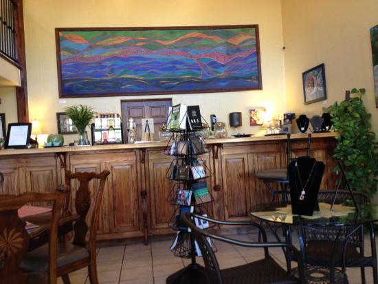 La Ville Inn: cafe