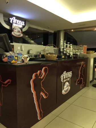 Pele Arena Cafe & Futebol JP
