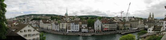 Lindenhofplatz view