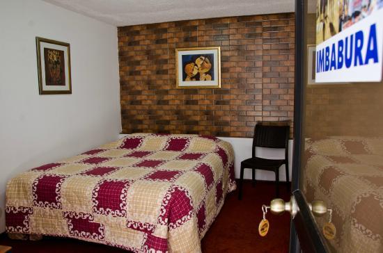 Ecuatreasures B&B: Imbabura Room - Habitación Imbabura