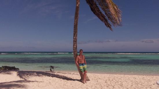 Bayahíbe, República Dominicana: What a day...
