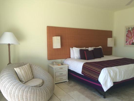 Camino Real Zaashila: The room was lovely !