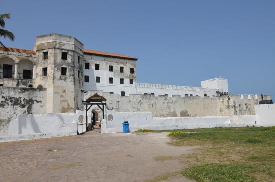 Volta Region, غانا: Elmina Castle