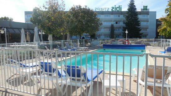 Ibis Tours Nord: Inviting Pool