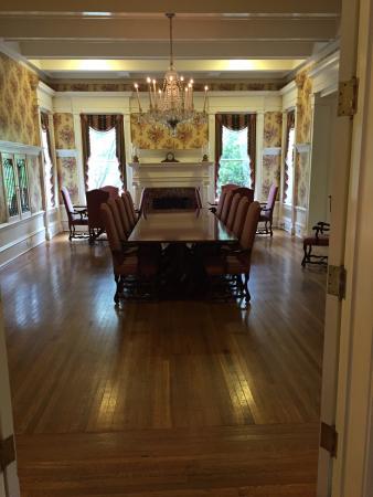 Graystone Inn: Lovely dining room