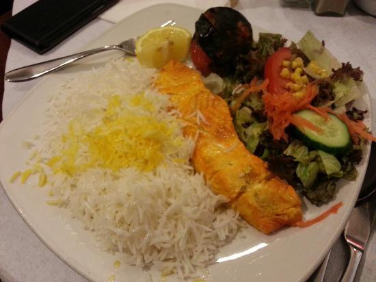 Molana Restaurant Ealing Menu