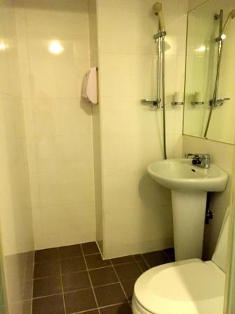 Hotel Hue Incheon Airport Deokgyo: the 'bathroom'